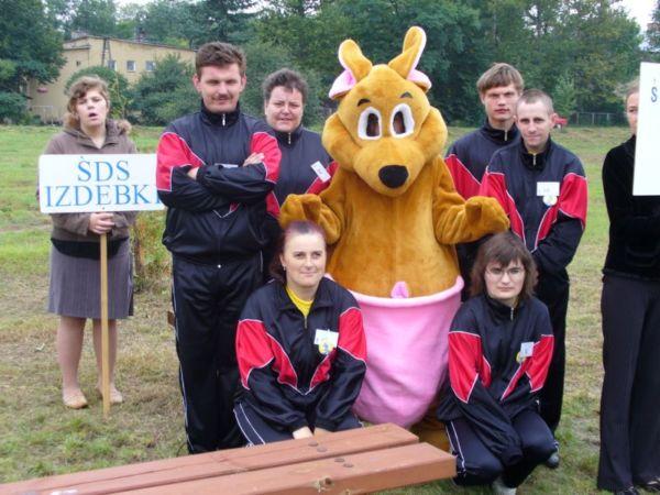 Więcej o: Spartakiada Sportowa Środowiskowych Domów Samopomocy Województwa Podkarpackiego w Radomyślu nad Sanem