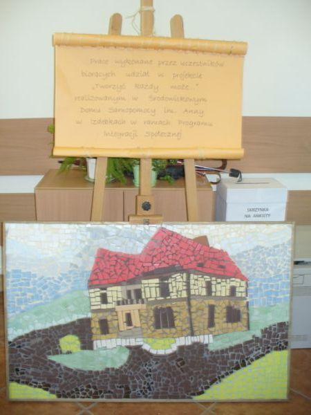 Więcej o: Tworzyć każdy może… –  warsztaty artystyczne z udziałem uczniów Gimnazjum Nr 1   w Izdebkach