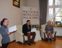 Więcej o: V Poetyckie Spotkania Pałacowe