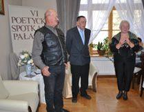 Więcej o: VI Poetyckie Spotkania Pałacowe
