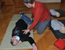 Więcej o Uczymy się podstaw udzielania pierwszej pomocy