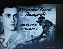 Więcej o: Setna rocznica urodzin Krzysztofa Kamila Baczyńskiego. Poznajemy biografię niezwykłego poety i żołnierza.